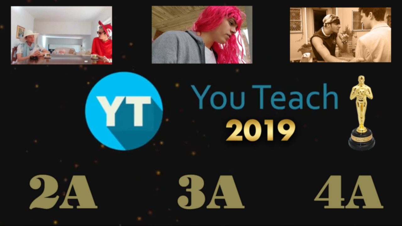 You Teach Nominations 2019